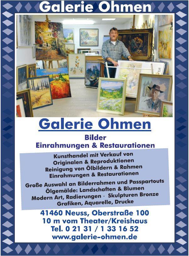 Galerie-Ohmen